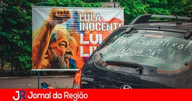 Jundiaí tem manifestação pró impeachment de Bolsonaro