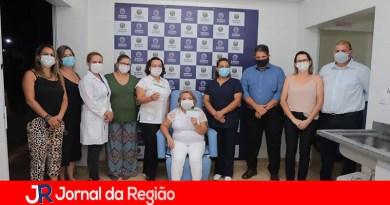 Enfermeiras são as primeiras vacinadas em Itupeva