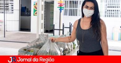 Prefeitura começa a distribuir novos kits de alimentos