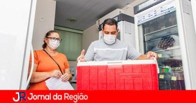 Itupeva recebe mais 340 doses de vacinas contra a Covid-19