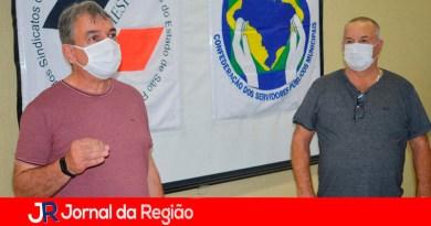 Sindicato dos Servidores de Jundiaí. (Foto: Divulgação)