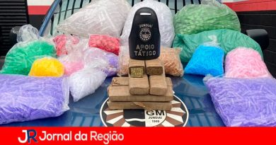 Tráfico de drogas na Vila Tupi. (Foto: Divulgação)