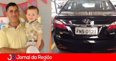 Pai desaparece com o carro e filho de 2 anos