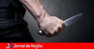 Filho dá facada no pai em Campo Limpo Paulista