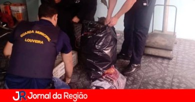 Polícia Civil de Louveira prende receptador de fios furtados