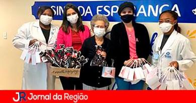Doação HSV Radioterapia. (Foto: Divulgação)