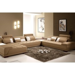 C Shaped Sofa Designs Pottery Barn Turner Leather Grand 15 Inspirations Of Sofas Famous With Excellent Sectional View 9