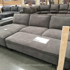 Large Plush Sectional Sofa Recycle Edinburgh Showing Gallery Of Tufted Sofas With Chaise View 12 15 Photos Elegant Couch In Current