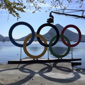 Olympic Rings Monster
