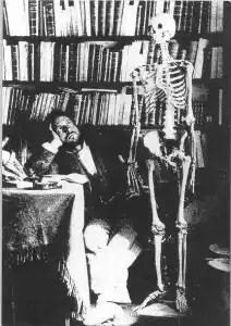 cajal_autorretrato_con_esqueleto