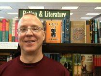 Robert syas his local Barnes & Noble in Chapel Hill | #GotZombie