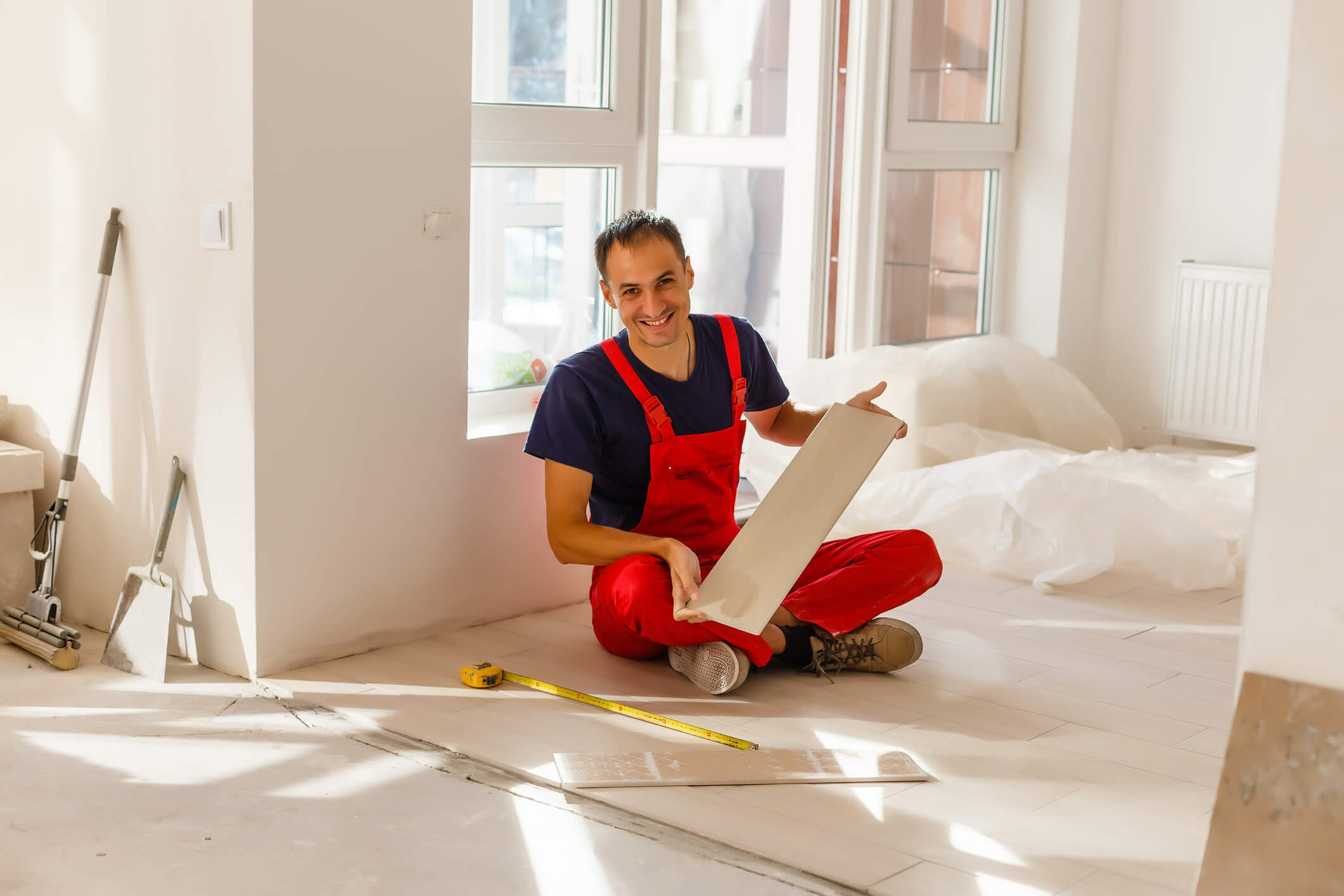 professional tile contractor in port