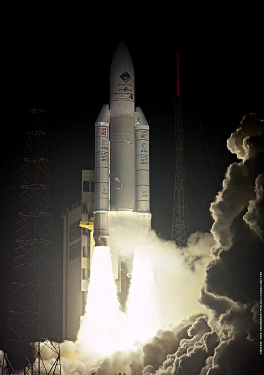 ESA/CNES/ARIANESPACE-Service Optique CSG, 2004