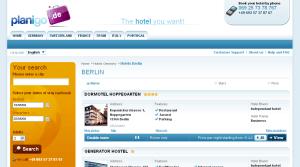 Planigo.de Berlin Hotels