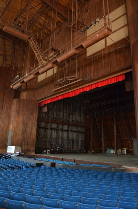 Stage: The Mann Center