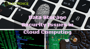 Data Storage Security Issues in Cloud Computing