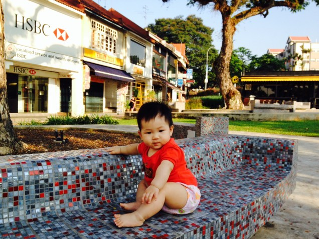 Baby E at HV 4