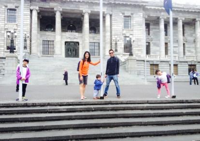 JMIDM at the main parliament