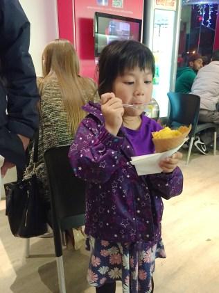 Daniella at Movenpick