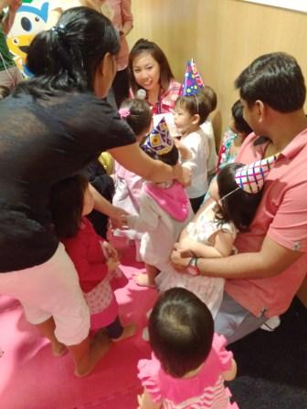 Feb Birthday celebration in CHC