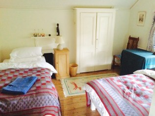 Extra twin room