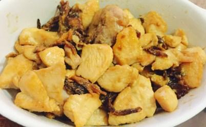 R's sesame ginger chicken