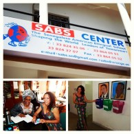 Planning meeting with Madam Stephanie Kane, Director of the Senegalese American Bilingual School (SABS) in Dakar. J Rêve is thrilled to partner with SABS for our Global Educator Program in April, 2015. We have an exciting week of exploration and engagement planned for the teachers coming from the USA.