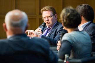 Dr. Andreas Hollstein, Bürgermeister der Stadt Altena.