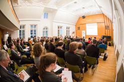 Rund 100 Interessierte nahmen an der Veranstaltung teil.