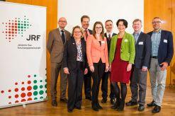 V.l.n.r.: Deuse, Schulze, Stich, Fels, Bathen, Liedtke, Henn