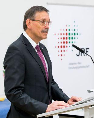 Prof. Dr. Thomas Spitzley, Prorektor für Entwicklungs- und Ressorucenplanung der Universität Duisburg-Essen