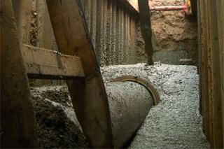 Reich an Rohren: Abwasserkanäle haben den größten Anteil am unterirdischen Infrastrukturvermögen. (Foto: IKT)