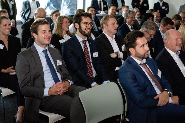 25 Jahre Aachener ERP-Tage – Die Teilnehmer wurden von Prof. Dr.-Ing. Volker Stich begrüßt [© René Schröder]