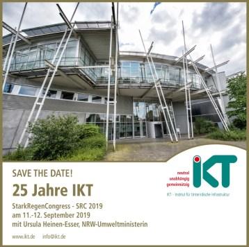 Grund zum Feiern: Das IKT wird 25. Foto: IKT