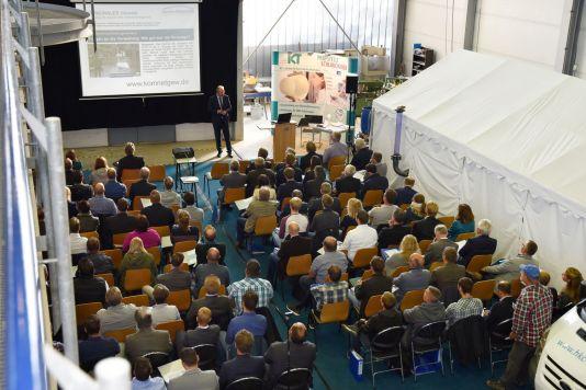 Beim SRC 2019 wird über Strategien der kommunalen Starkregenvorsorge diskutiert. Foto: IKT