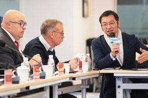 Dr. Min Liu hat in Deutschland promoviert und will jetzt in China den Gewässerschutz voranbringen. (Quelle: IKT)