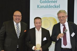 Goldener Kanaldeckel 2019 – 2. Platz: Frank Große, Zweckverband JenaWasser