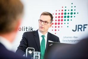 Prof. Dr. Dieter Bathen, Vorstandsvorsitzender der JRF - (c) JRF e.V., Fotograf: Alex Muchnik
