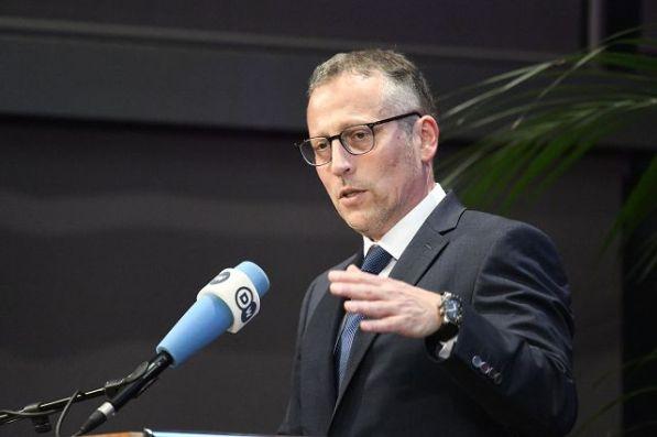 Michael Dedek, kaufmännischer Geschäftsführer des BICC. (© JRF, Foto: R.Waniek, IKT)