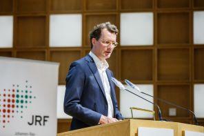 Hendrik Wüst, Minister für Verkehr des Landes Nordrhein-Westfalen