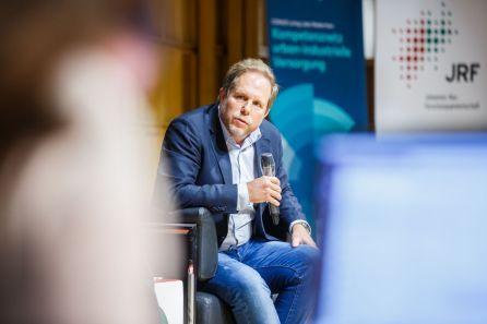 Klaus Krumme, CONUS-Netzwerk und Joint Centre Urban Systems (JUS), Universität Duisburg-Essen