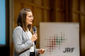 Ramona Fels, Geschäftsführerin Johannes-Rau-Forschungsgemeinschaft