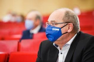 Prof. Dr. Dieter Schramm, Dekan der Fakultät für Ingenieurwissenschaften der UDE