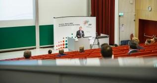 Dr. Rupert Henn, Geschäftsführer, DST - Entwicklungszentrum für Schiffstechnik und Transportsysteme