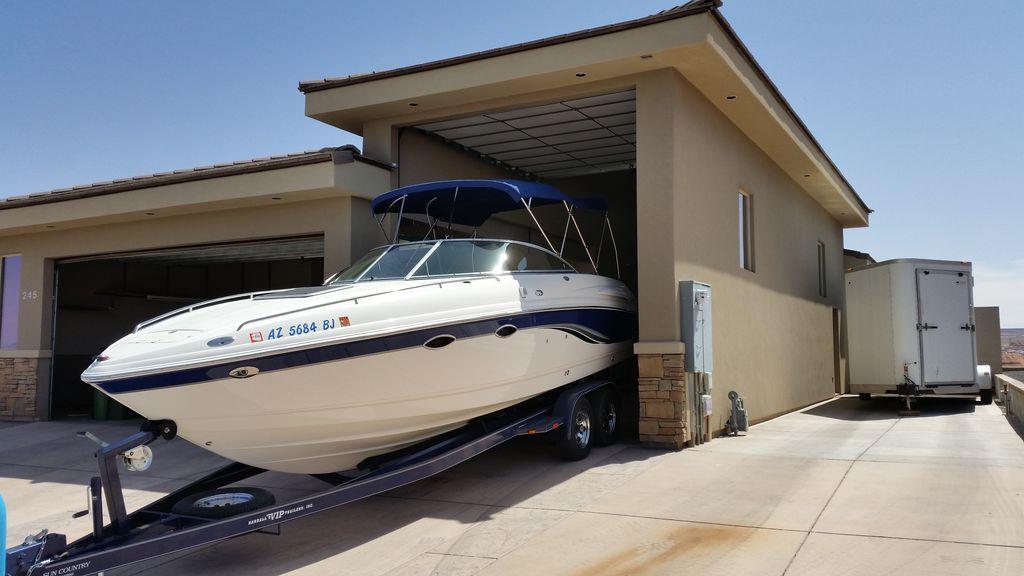 RV GARAGE CONSTRUCTION in Phoenix AZ: custom RV garages