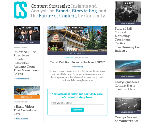 ContentStrategist