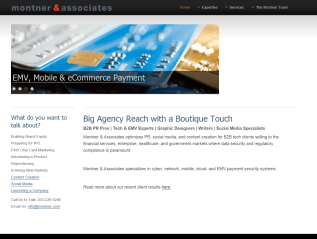 Content Strategy Partnership with Montner & Associates