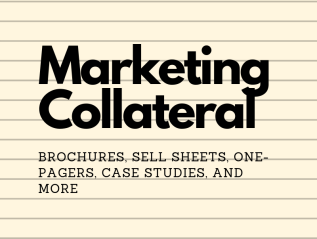 Marketing collateral/Recruit Group