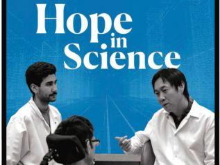 Hope in Science/Special report for Boston Globe BrandLab