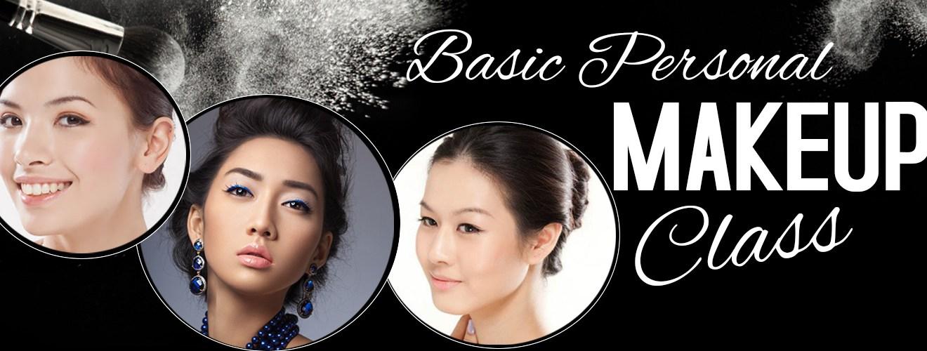 Basic Personal Makeup Class